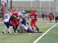 Football Skokie Skirmish: North vs West