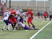 Football Skokie Skirmish: North vs West