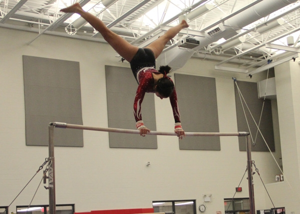 Girls Gymnastics Meet: West vs Highland Park