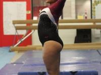 Girls Gymnastics: West vs Maine South