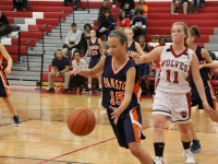 Girls Sophmore Basketball: West vs. Evanston
