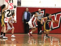 Girls Sophomores Basketball: Niles West vs. Glenbrook South