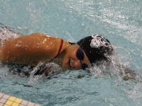Girls Swimming: West vs. North