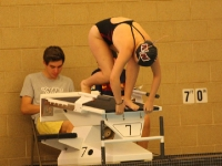 Girls Swimming: West vs North