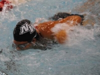 Girls Swimming: West vs. Northside College Prep
