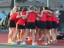 Girls Tennis: West vs North
