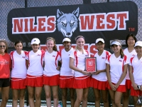 Girls Varsity Tennis Tournament