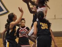 Girls Varsity Basketball Regional Game: West vs. Glenbrook South