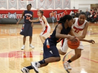 Girls Varsity Basketball: West vs. Evanston