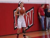 Girls Varsity Basketball: West vs Evanston