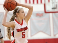 Girls Varsity Basketball: West vs. Glenbrook South