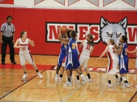 Girls Varsity Basketball Regional Game: West vs. Lincoln Park