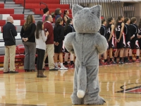 Girls Varsity Basketball: West vs Maine South