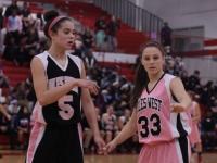 Girls Varsity Basketball: West vs Niles North