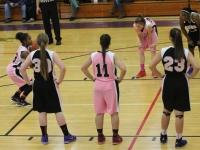 Girls Varsity Basketball: West vs. North