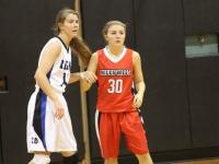 Girls Varsity Basketball: West vs Regina