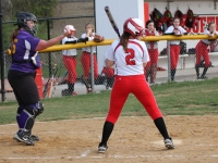 Girls Varsity Softball: West vs Waukegan