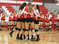 Girls Varsity Volleyball: West vs Evanston