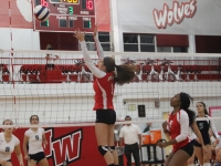 Girls Varsity Volleyball: West vs. New Trier