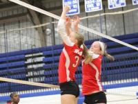 Girls Varsity Volleyball: IHSA Regional vs. Von Steuben