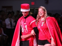 Homecoming Pep Assembly 2013