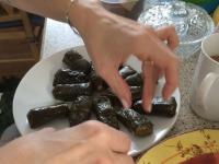 International Week: Greek Food