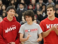 Niles West Winter Pep Assembly