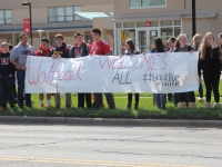 Stand Up Against Racism School Walk-Out