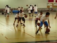 Taj Gibson's Basketball Camp at West