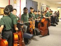 U of I Junior High Orchestra Clinic