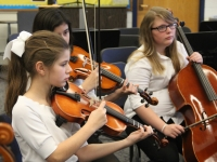 University of Illinois Middle School Orchestra Clinic