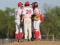Varsity Baseball: West vs Niles North