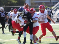 Varsity Football: Skokie Skirmish
