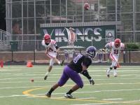 Varsity Football: West v.s North