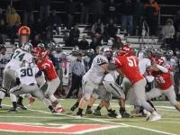 Varsity Football: West vs New Trier