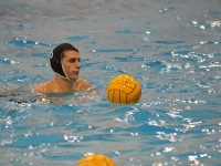 Boys Water Polo Practice
