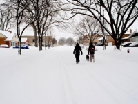 The blizzard of 2010--PHOTO by Becky Darling